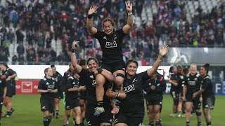 REACTION: Black Ferns farewell two legends, welcome a debutant