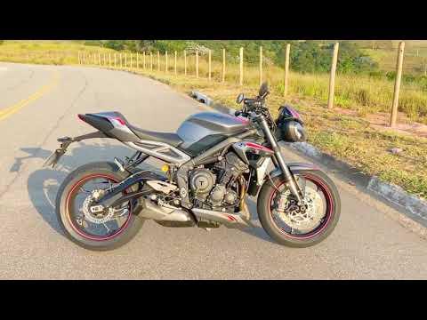 Triumph Street Triple RS - Teste - VÍDEO