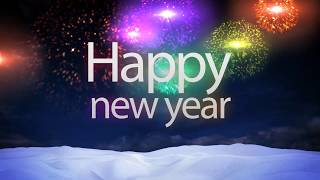 Happy New Year 2019 whatsapp video - new year status -special status - new year wishes greetings | |