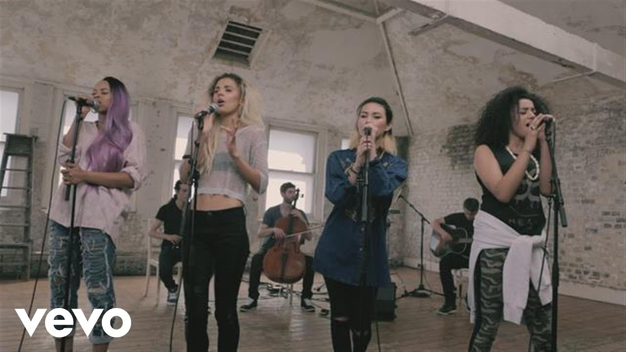 Neon Jungle - Louder (Acoustic) - YouTube