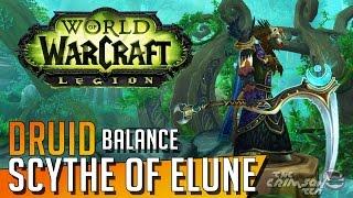 WoW Legion: Artifact Quest - Druid Balance (boomkin)
