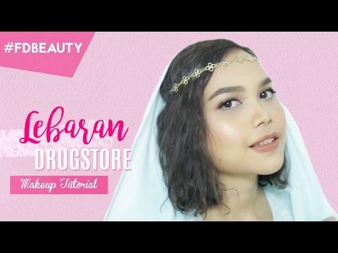 Lebaran Makeup Tutorial (Drugstore)   Female Daily