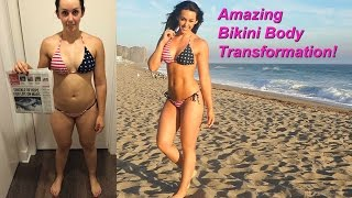 8 Week Bikini Body Transformation Program