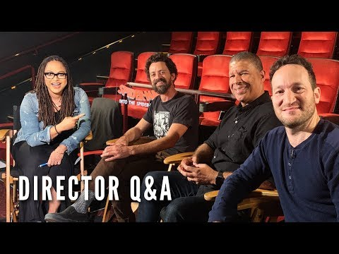 SPIDER-MAN: INTO THE SPIDER-VERSE - Director Q&A with Ava DuVernay