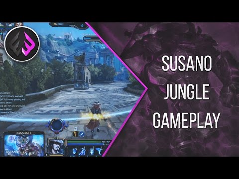 Susano: Why did they bring him back!? -Smite