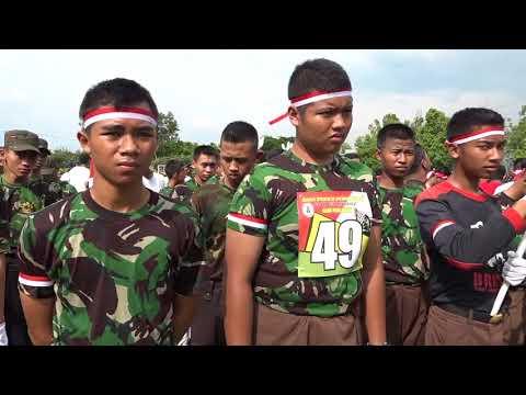 LOMBA BARIS HARI PAHLAWAN SMK PGRI 2 PONOROGO