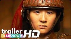 "MULAN (2020) ""I'm Hua Mulan"" TV Trailer 