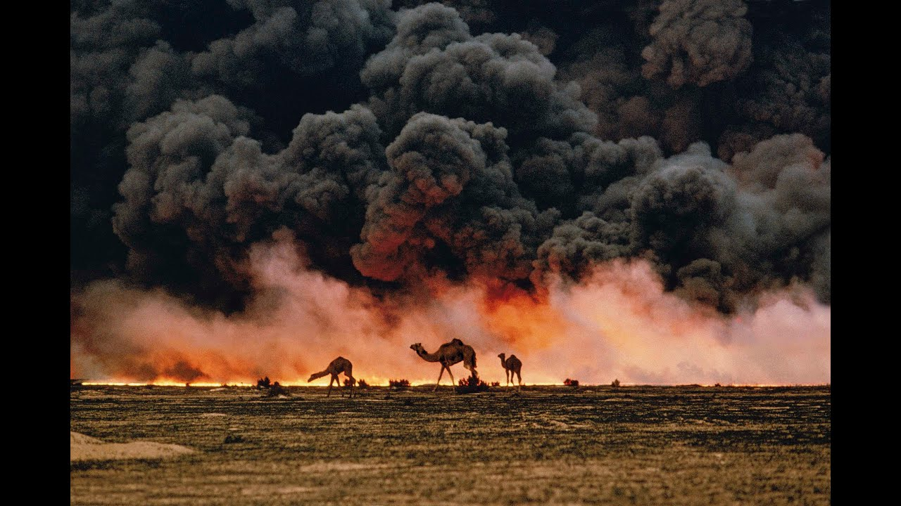 a history of the persian gulf war and the occupation of kuwait by iraq