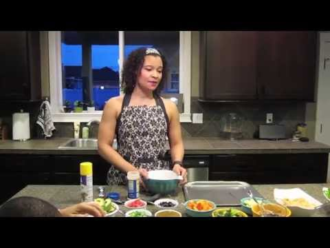 Vegan Taco Night - Cooking Demo