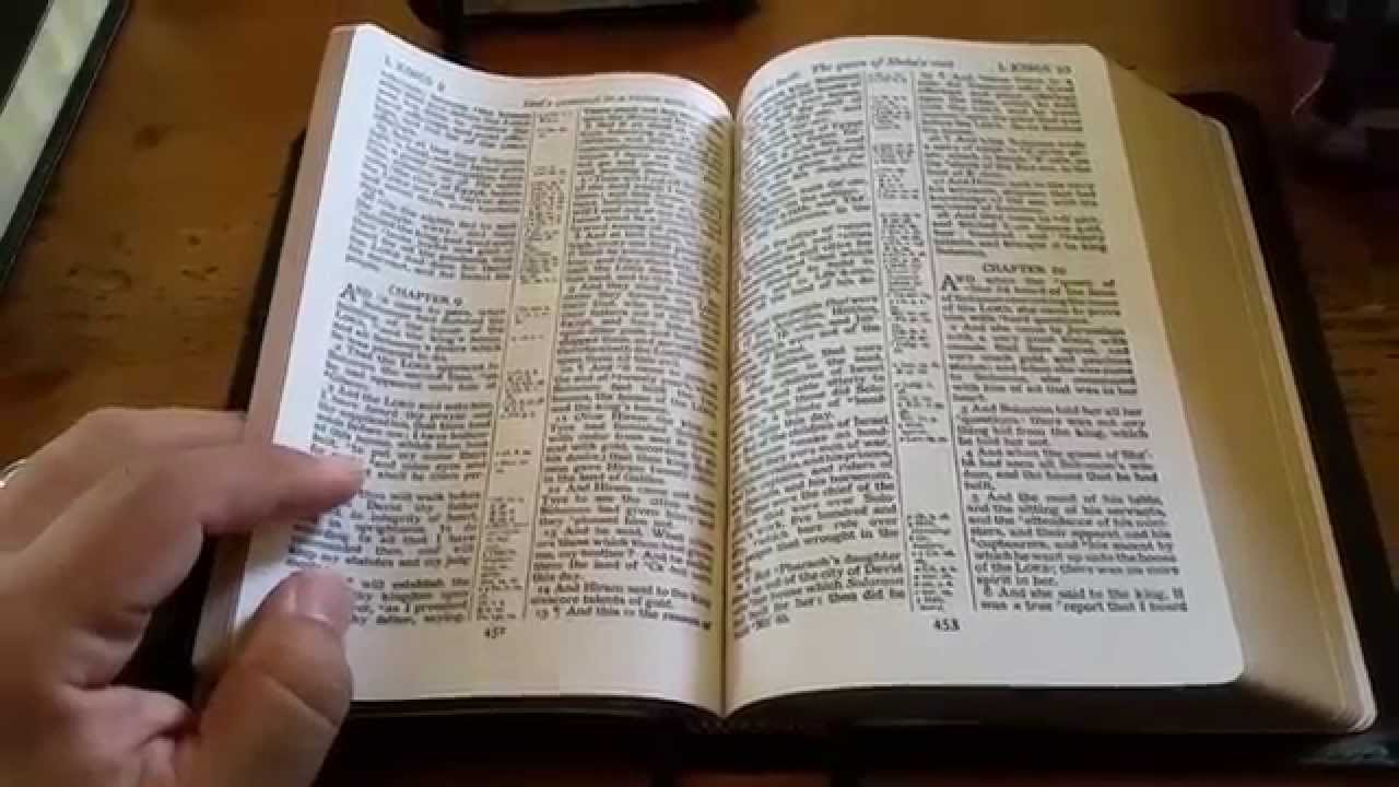 115 COMPACT BIBLE Local Church Bible Publishers (LCBP)