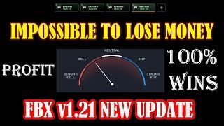iq option NEVER LOSS Amazing Profits - FBX v1.21 software has been updated - rest assured100% wins