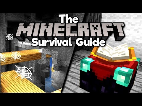 Introduction To Enchanting! ▫ The Minecraft Survival Guide (1.13 Lets Play / Tutorial) [Part 7]