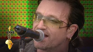 U2 - One (Live 8 2005)
