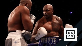 Dillian Whyte's Top 5 Biggest Hits