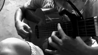 Xe Đạp (Thùy Chi ft. M4u) - Guitar solo