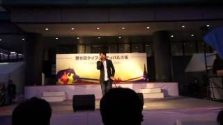 タイフェスティバル大阪2011 T-POP Palaphol (パラポン)(6曲目~メドレー)