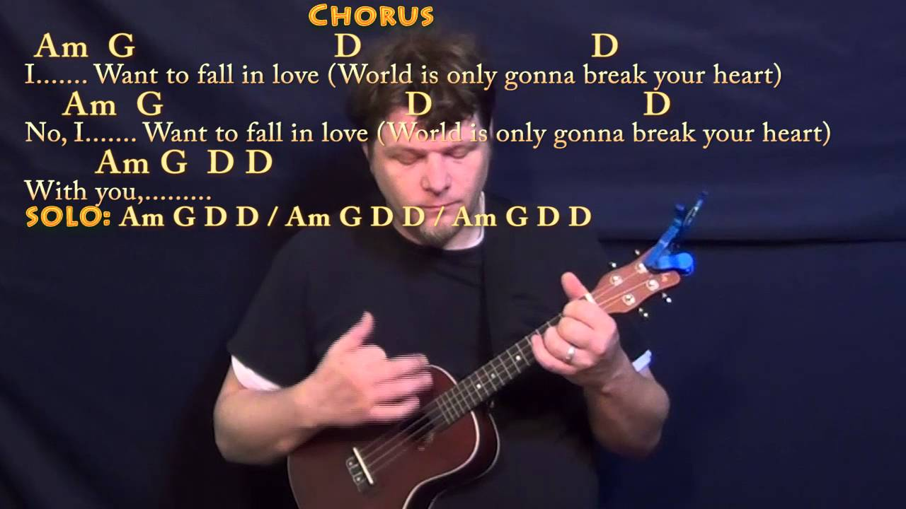Wicked Game Chris Isaak Ukulele Cover Lesson In G With Chords