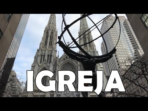 TOP 5 IGREJAS MAIS BONITAS DE NEW YORK