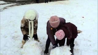 проект снеговик фильм