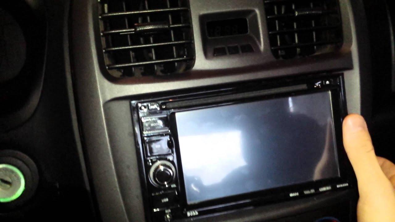How To Remove Stereo Hyundai Sonata
