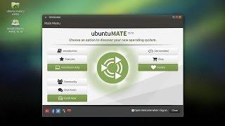 Обзор Ubuntu 16.10 Mate  - Форк Gnome 2