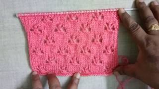 Easy Single Color Knitting Pattern No.130 for Ladies/Gents/Kids |Hindi