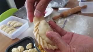 Resep Membuat Pastel Goreng/Currypuff