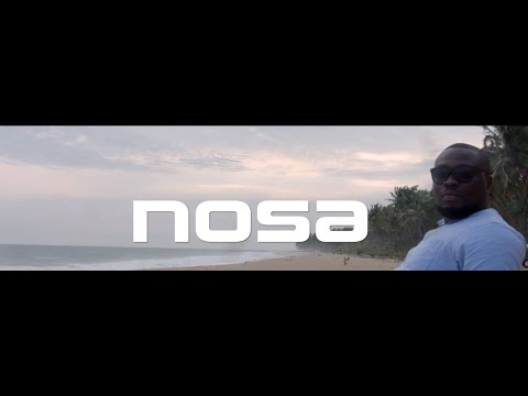 NOSA - BLESSED | OFFICIAL LYRIC VIDEO