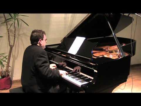 Dragonice, Sylvain Guinet, composer, Franco Di Nitto, Pianist (Recording  24-05-2010)