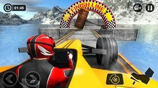 Impossible Formula Car Stunt Racing Game #Android GamePlay FHD #Car Games To Play #Games Download
