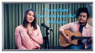 "Gambar cover ""Eternal Flame"" by Lynn Chit 