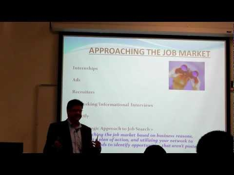 Effective Strategies for a Job Search - SCPD CBA CSULB