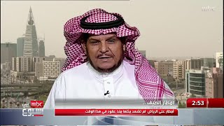 أمطار الصيف على الرياض.. ماسببها؟ وهل تستمر؟ وماذا عن درجات الحرارة؟عبدالعزيز الحصيني يكشف التفاصيل