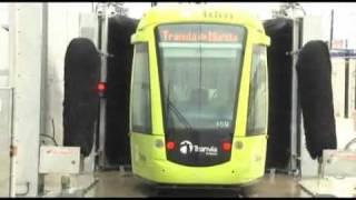HeavyWash Train Through - ISTOBAL