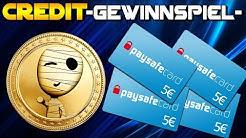 Gewinnspiel Auflösung! - 4x 5€ Paysafecards - Credit Gewinnspiel Feb.-März 2020