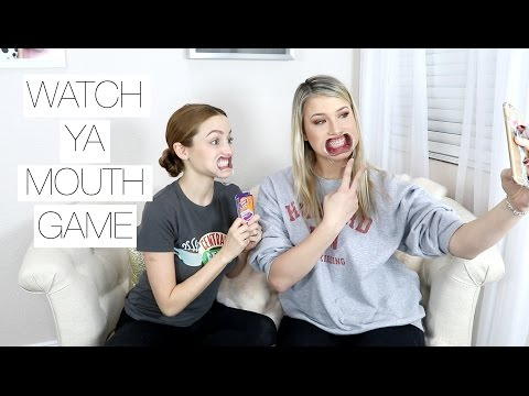 Watch Ya Mouth Challenge W/ Jessi Smiles | Kat Chats
