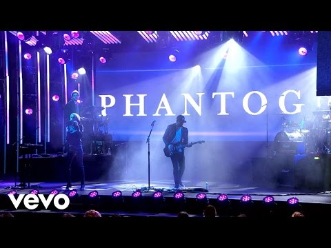 Phantogram - Same Old Blues (Live From Jimmy Kimmel Live!)