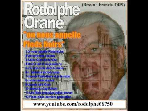 "Album CD "" ON NOUS APPELLE PIEDS-NOIRS "" : rodoran@orange.fr"