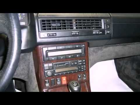 Preowned 1998 Mercedes-Benz SL500 Jacksonville FL