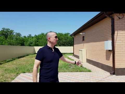 Дом с отделкой в Краснодаре