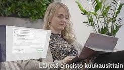 Finago Solo - Pienyrittäjän laskutusohjelma ja kirjanpito