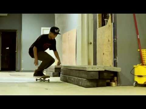 Jorgy Rodriguez: Late Night Tricks At Prosper Skateboard Shop