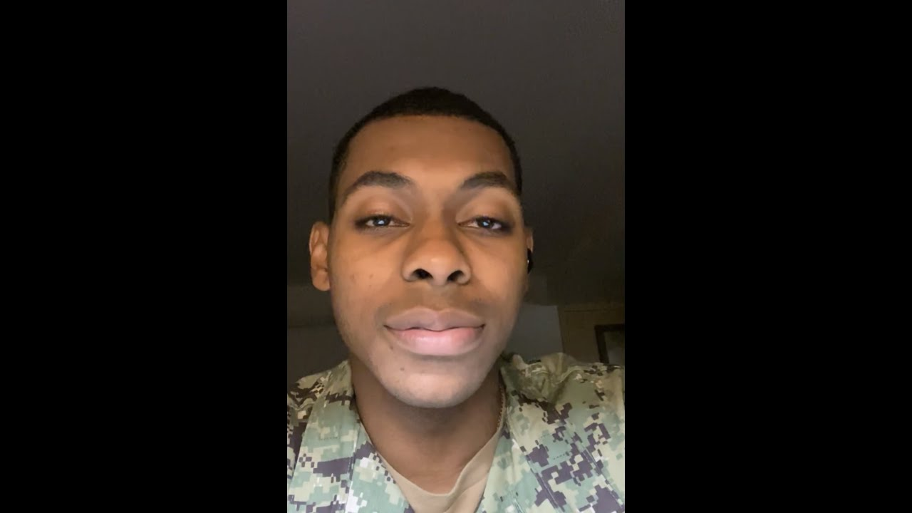 US NAVY BOOT CAMP 2021( FRESH OUT OF BOOTCAMP)