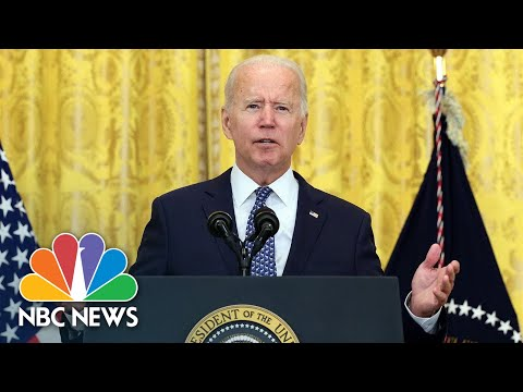 Biden Addresses Plan To Stop Delta Variant, Boost Covid Vaccinations
