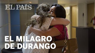 Cuatro supervivientes del desplome del avión en Durango relatan cómo vivieron el accidente | México