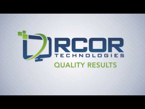 World Backup Day Webinar | RCOR Technologies