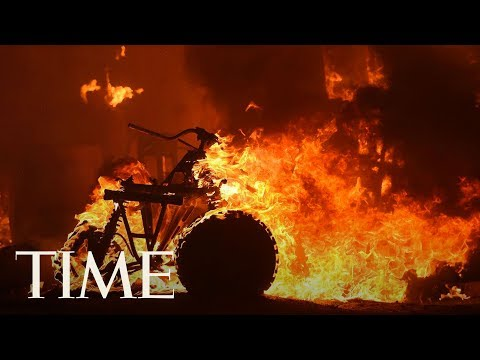 California Governor Declares Emergency As Wildfires Threaten Hundreds Of Homes Near Yosemite | TIME