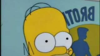 Homero y su cerebro