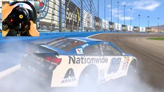 NASCAR HEAT Evolution - GoPro Can i Drift?? Online Race!