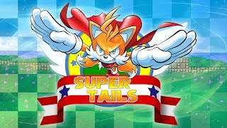 Super Tails in Sonic the Hedgehog 2 - Walkthrough